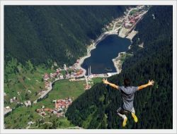 Trabzon'da Turizmin Lokomotifi Uzungöl