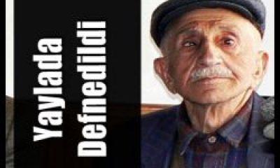 Sultanmurat'ta Defnedilidi