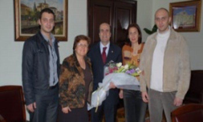 Numan Gül'ün Ailesinden Teşekkür