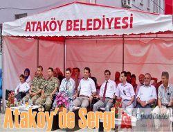 Ataköy'de Sergi