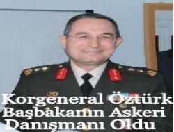 Erdal Paşa Başbakanın Askeri Danışmanı Oldu