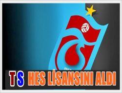 Bir HES'te Trabzonspor'dan