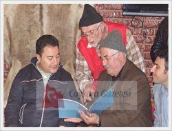 Başbakan Yardımcısı Ali Babacan Sultanmurat Yaylasını Ziyaret Etti