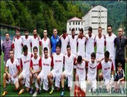 Çaykaraspor Akçaköy'le 1-1 Berabere Kaldı