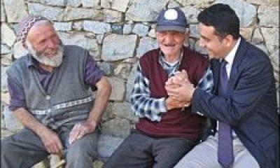 Kaymakam Üçgül Köylerin Çoğunu Ziyaret Etti