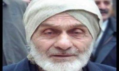 Kırkkhan'da vefat: Şerif Mercan