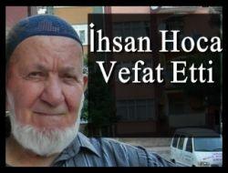 Ataköy'de Vefat: İhsan Binler