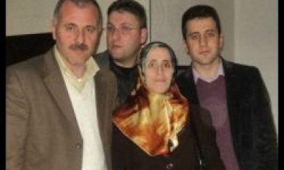 Maraşlı Köyünden Mukaddes Akdoğan Vefat Etti