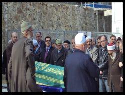 Çaykara'da Hüzün Günü