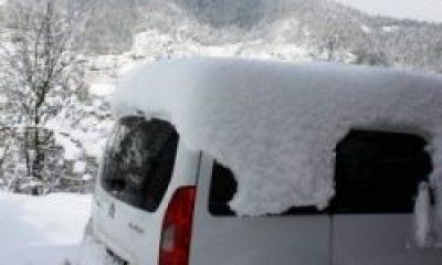 Kar Tatil Ettirdi