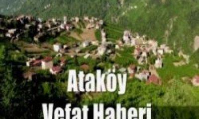 Ataköy'de Vefat: İbrahim Karadeniz