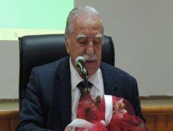 Prof. Dr. Nevzat Yalçıntaş Öğrencilere Konferans Verdi
