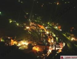 Çaykara'nın İlk Gece Fotoğrafları Sitemiz İçin