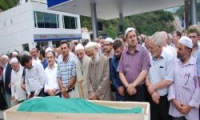 Haci Ali Rıza Köksal son yolculuğuna uğurlandı