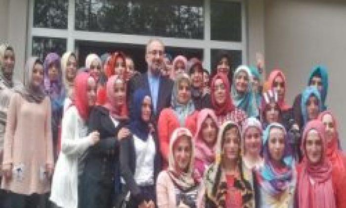 Mustafa İslamoğlu Çaykarada'ydı
