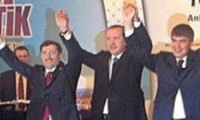 Namık Kemal Gedikoğlu Resmen Ak Parti'de