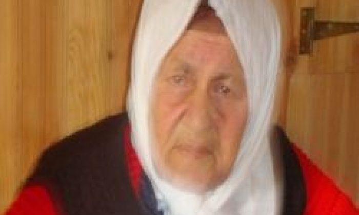 Şahinkaya'da Vefat: Bedire Altuncu