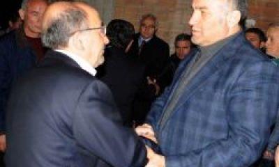 Hacımüftüoğlu'na Taziyeler Sürüyor
