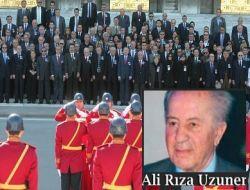 Ali Rıza Uzuner İçin TBMM'de Tören Düzenlendi