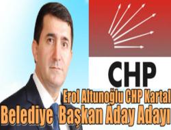 Erol Altunoğlu CHP Kartal Belediye Başkan Aday Adayı Olduğunu Açıkladı 1