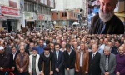 Süleyman Yücel Hoca Defnedildi