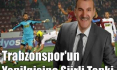 Trabzonspor'un Mağlubiyetine Dündar'dan Şiirli Tepki