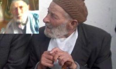 Çamlıbel Köyünden Bilal Kulaç(83) Vefat Etti