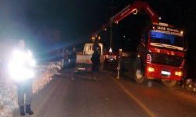 Taşkıran'da Kaza Ucuz Atlatıldı