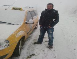 Volkan Özkan Kaza Yaptı