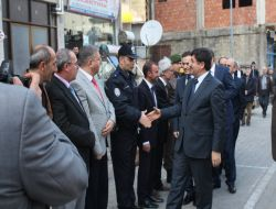 Trabzon Valisi Dernekpazarı'nda