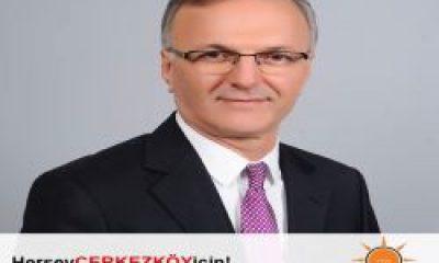 Ali Ertem 3. Kez Ak Partinin Adayı