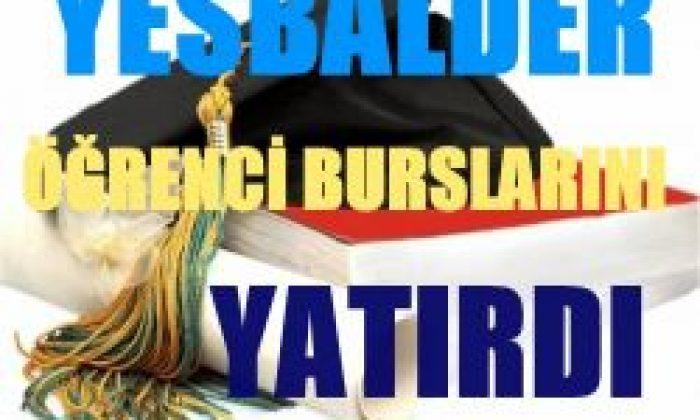 YESBALDER Öğrenci Burslarını Yatırdı
