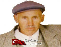 Çamlıbel Mahallesinden Osman Çizgici Vefat Etti