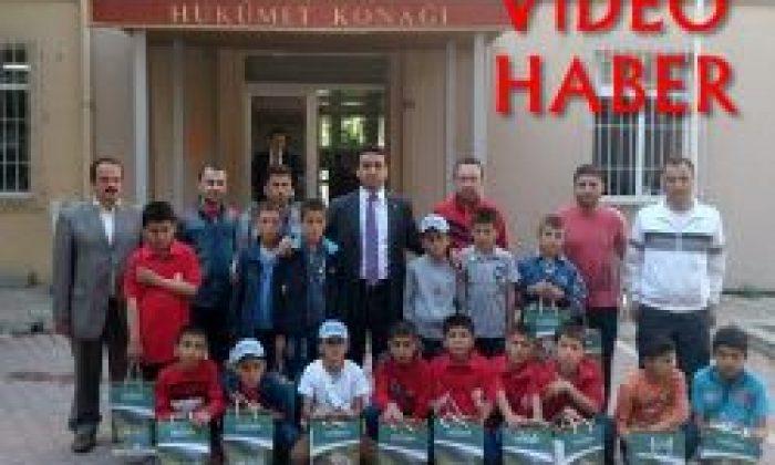 Karaçam Davet Etti Diyarbakır'dan Maça Geldiler