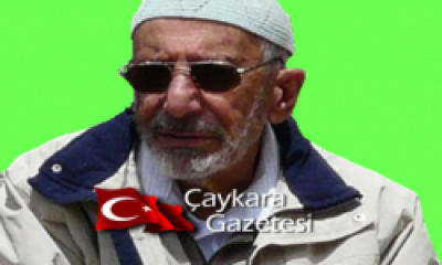 Yesilalan'dan Süleyman Sevinç Vefat Etti
