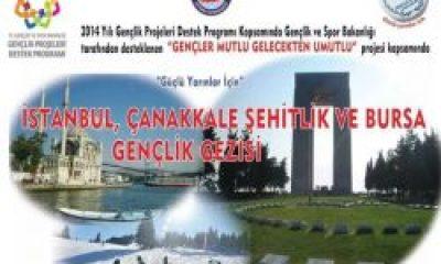Öğrenciler İstanbul Çanakkale Bursa Gezisine Çıktı