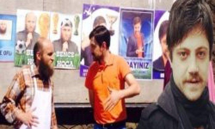 Ünlü Oyuncu Ahmet Varlı Oflu Hoca'nın Şifresi Filminde