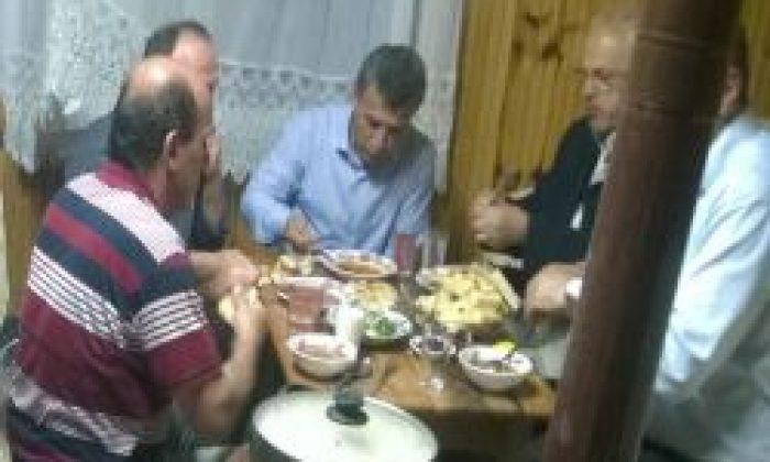 Çaykara Belediye Başkanı Tok Ev İftarlarına Katılıyor