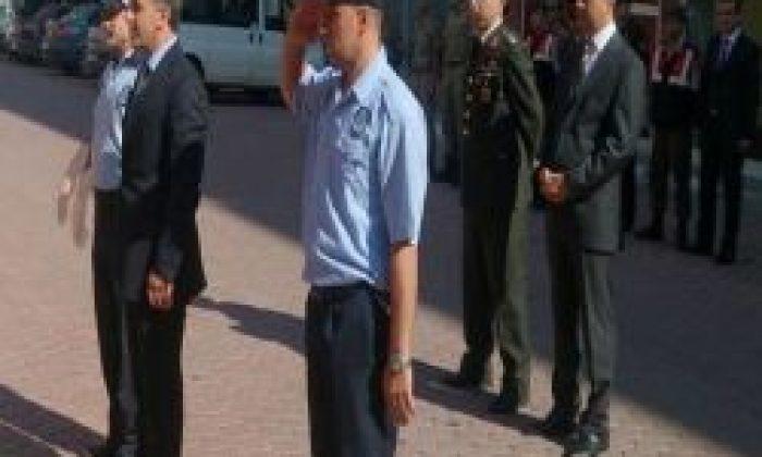 Çaykara'da Gaziler Günü kutlandı