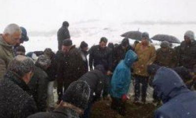 Lüleburgaz'da Vefat Etti Sultanmurat'ta Toprağa Verildi