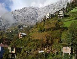 Kar Köylerden Göründü