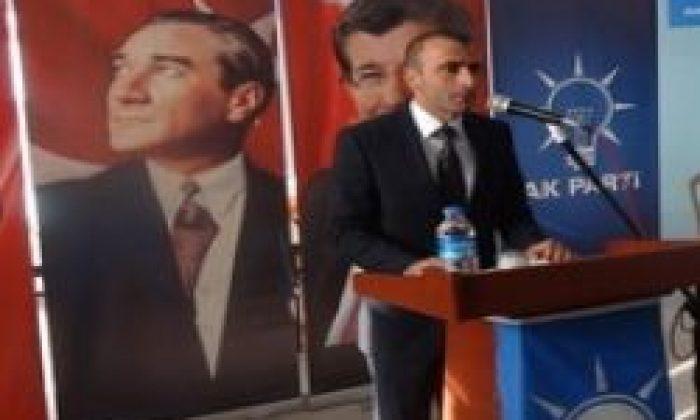 Ak Parti Dernekpazarı'nda 3. Kez Zeki Avni Usta Dedi