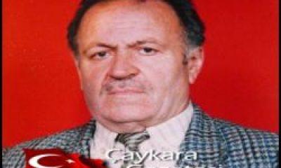 Şahinkaya'da Bayram Ali Sarı Vefat Etti