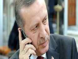 Cumhurbaşkanı Erdoğan 4 İşçi İçin Telefon Etti