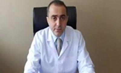 Şaban Uysal Of'a Başhekim Olarak Atandı