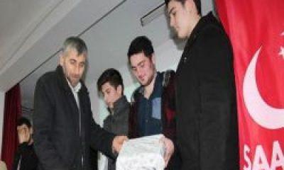 Saadet Gençlik Buluşmaları Çaykara'daydı