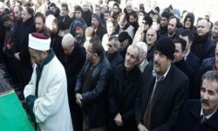 Uzungöl'de Mustafa Düzgün Toprağa Verildi