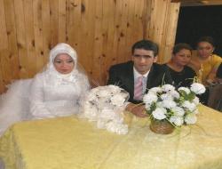 Şavaş Öksüz Evlendi
