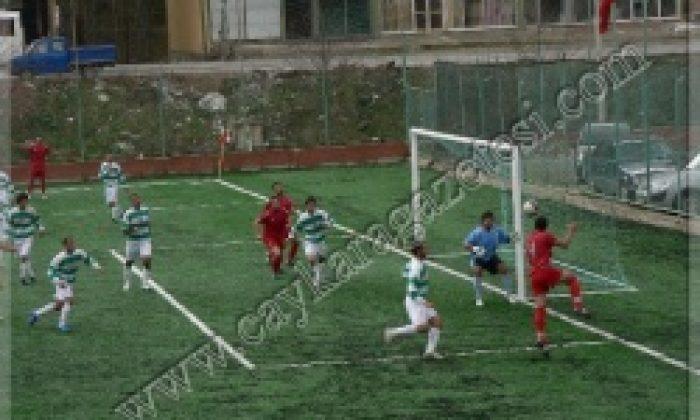 Çaykaraspor Dsi'yi 5-2 İle Geçti
