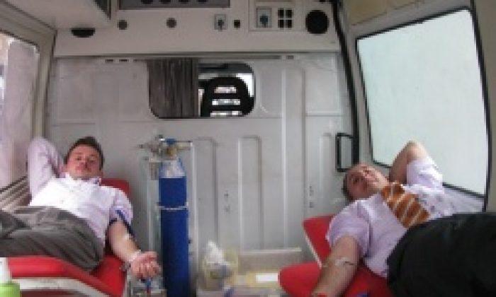 Kan Bağışında İkinci Sıradayız